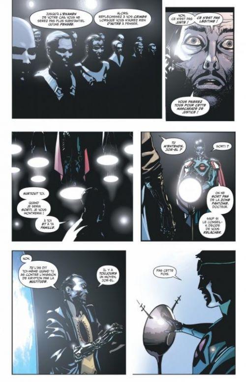 Superman T3 : Apocalypse (0), comics chez Urban Comics de Fisch, Morrison, Rags, Foreman, Walker, Sprouse, Bellaire, Eltaeb, Anderson, Ramos, Dodson