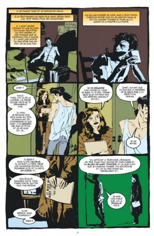 Sandman T5, comics chez Urban Comics de Gaiman, Locke, Pensa, Buckingham, Giordano, Harris, Leialoha, Russel, Stevens, Zulli, Talbot, Allred, Amaro, Watkiss, Loughridge, Vozzo, Shimizu, McKean