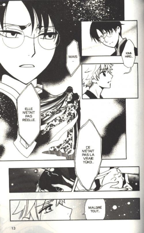 Tsubasa world chronicle - Niraikanai  T1, manga chez Pika de Clamp
