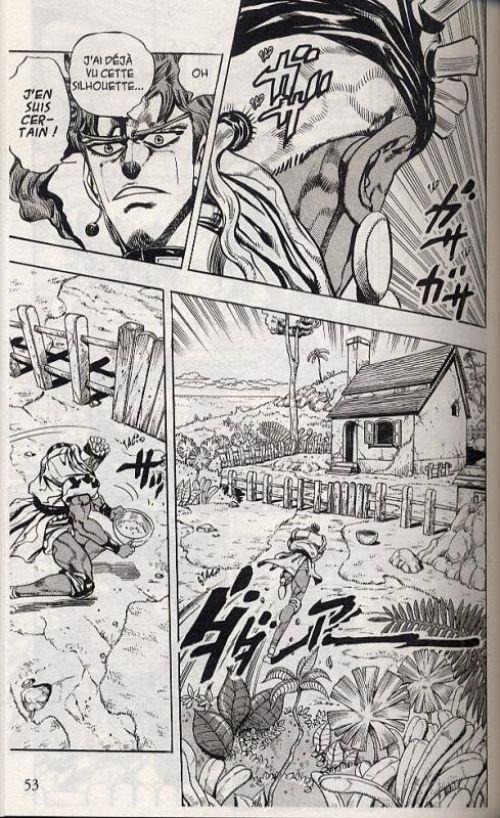 Jojo's Bizarre Adventure - Stardust crusaders T7, manga chez Tonkam de Araki