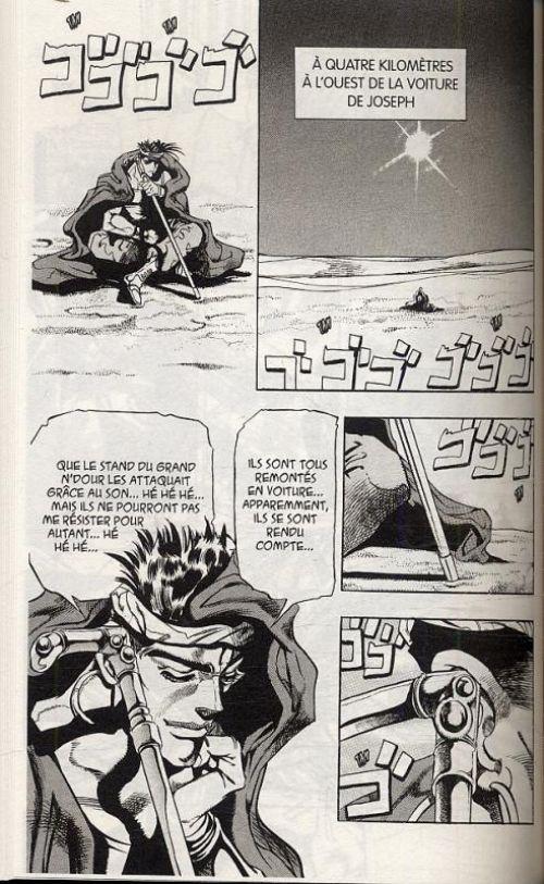 Jojo's Bizarre Adventure - Stardust crusaders T8, manga chez Tonkam de Araki