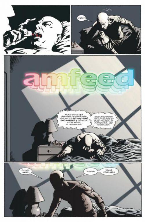 Transmetropolitan T2 : Année Deux (0), comics chez Urban Comics de Ellis, Robertson, Ramos, Eyring