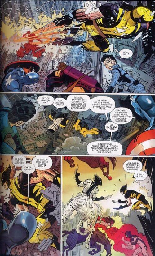 Avengers (vol.4) T1 : L'âge des héros (0), comics chez Panini Comics de Bendis, Romita Jr, Milla, White, Janson, Hollowell, Martin, Beredo, Mounts, Palmer