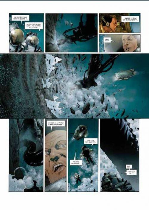 Deepwater prison T1 : Constellation (0), bd chez Soleil de Bec, Raffaele, Digikore studio