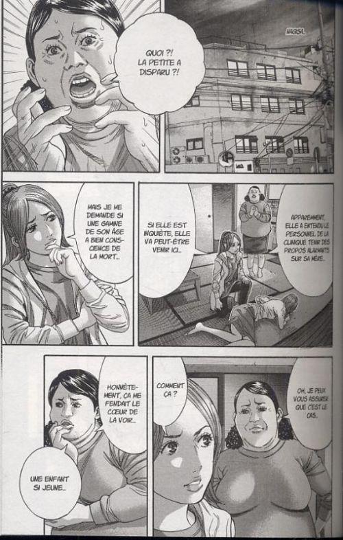 La main droite de Lucifer T4, manga chez Ki-oon de Serizawa