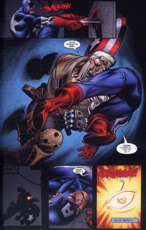 Avengers : X-Sanction, comics chez Panini Comics de Loeb, McGuinness, Hollowell