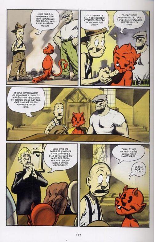 The Goon T11 : Complaintes et lamentations (0), comics chez Delcourt de Powell, Stewart