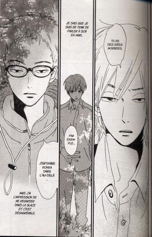 Les fleurs du passé T4, manga chez Komikku éditions de Kawachi