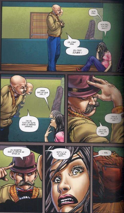 Dan the unharmable T2 : Les Rois d'Hollywood (0), comics chez Panini Comics de Lapham, Ortiz, Digikore studio