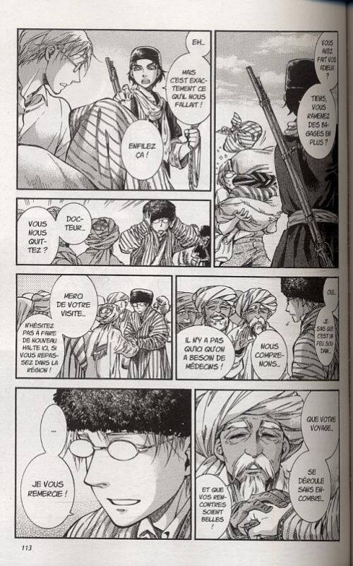 Bride stories - deluxe T5, manga chez Ki-oon de Mori
