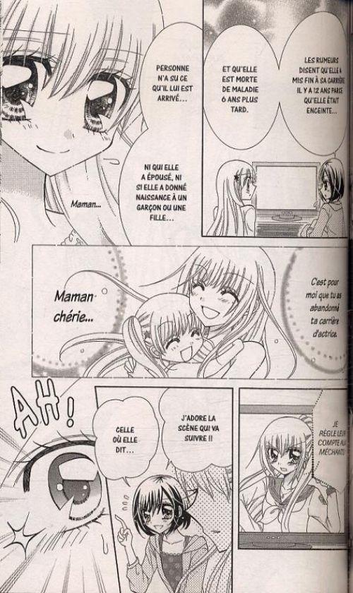 Nijika actrice de rêve T4, manga chez Glénat de Nakahara