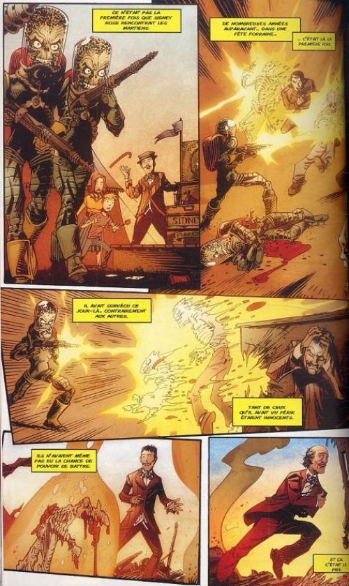Mars Attacks : Attack from space (0), comics chez French Eyes de Layman, McCrea, Elder
