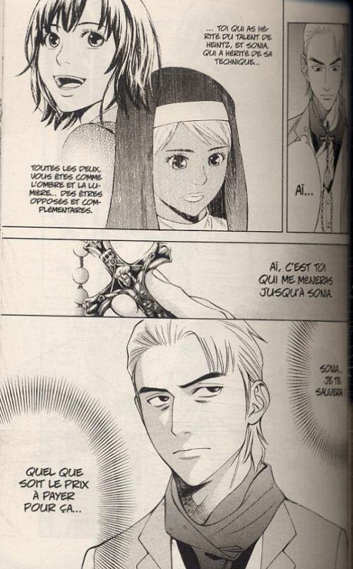 Cat's Aï  T4, manga chez Panini Comics de Hôjô, Nakameguro, Asai