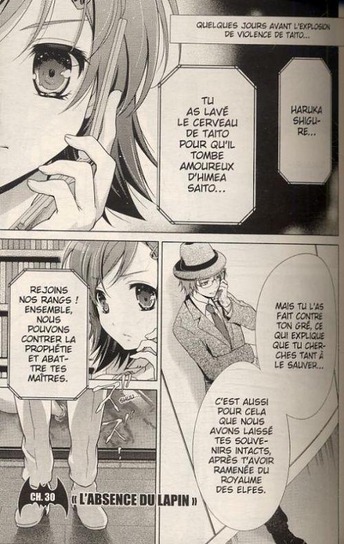 Dark rabbit T6, manga chez Panini Comics de Kagami, Asahina