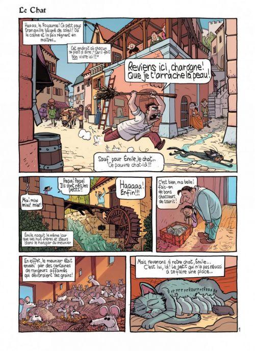 Le royaume T6 : Saperlipopette ! (0), bd chez Dupuis de Feroumont, Coopman