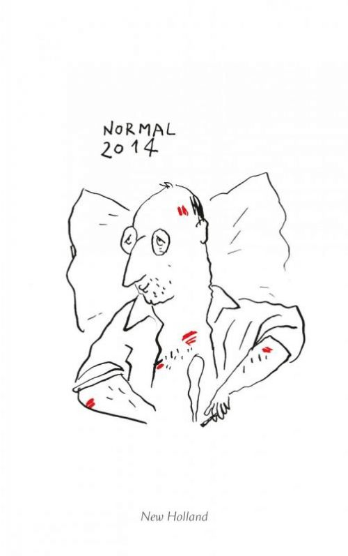 Normal, bd chez Dargaud de Sfar