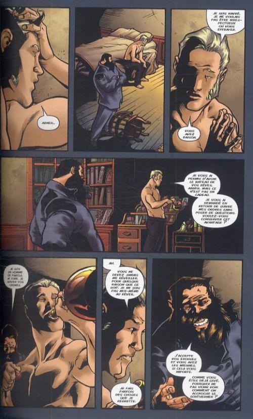 River Dream T1, comics chez French Eyes de Martin, Lopez