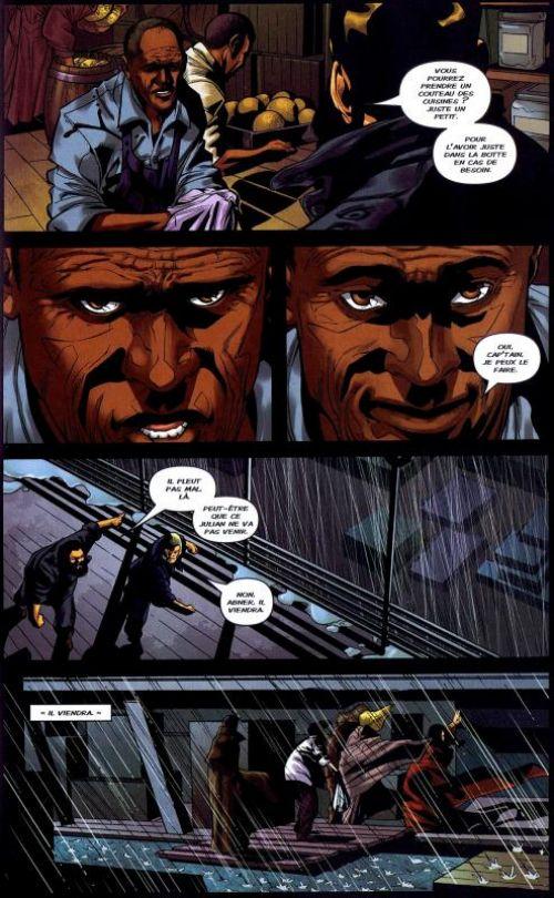 River Dream T2, comics chez French Eyes de Martin, Lopez
