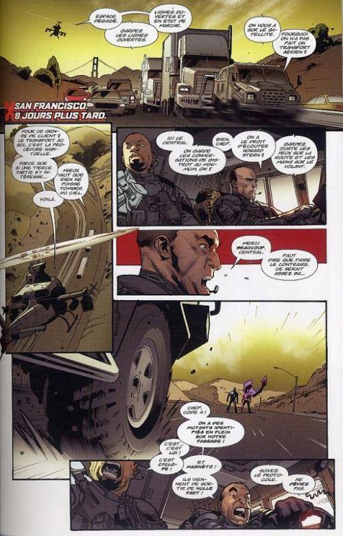 All-New X-Men T1 : X-Men d'hier (0), comics chez Panini Comics de Bendis, Immonen, Keith, Gracia