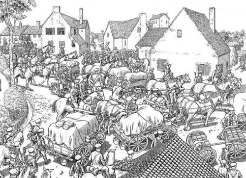 La Grande Guerre, comics chez Futuropolis de Sacco
