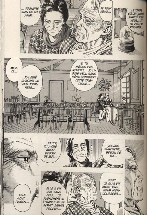 Angel heart – 2nd Season, T6, manga chez Panini Comics de Hôjô
