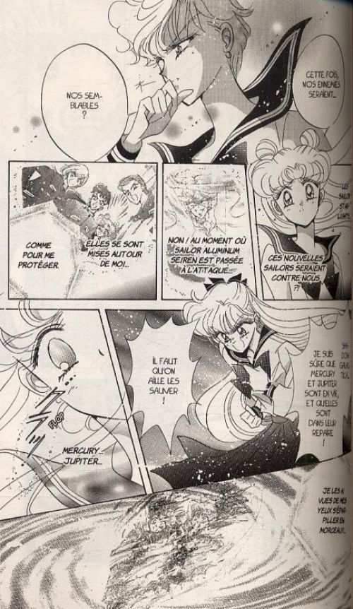 Sailor moon - Pretty guardian  T11, manga chez Pika de Takeuchi