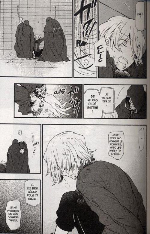 Pandora Hearts T21, manga chez Ki-oon de Mochizuki