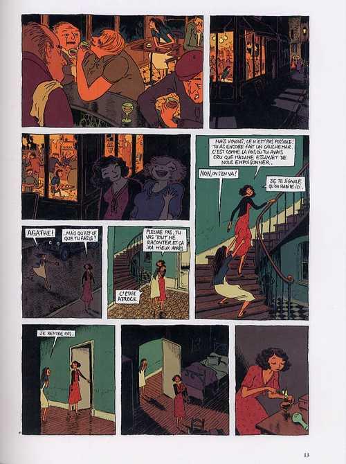 Miss pas touche T1 : La vierge du bordel (0), bd chez Dargaud de Hubert, Kerascoët