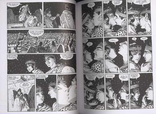 L'age de bronze T2 : Sacrifices (0), comics chez Akileos de Shanower