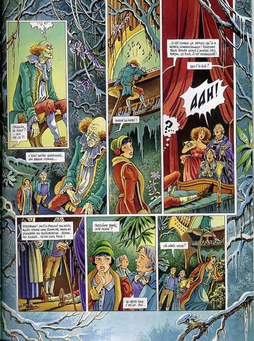L'héritage d'Emilie T4 : Le rêveur (0), bd chez Dargaud de Magnin