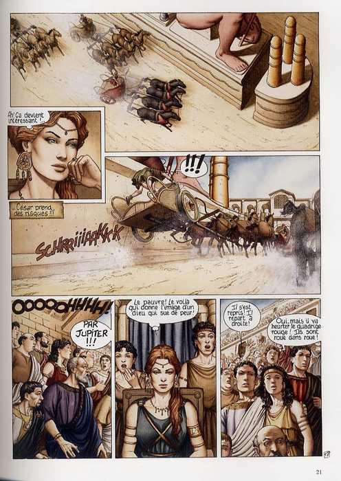 Murena T5 : La déesse noire (0), bd chez Dargaud de Dufaux, Delaby, Petiqueux