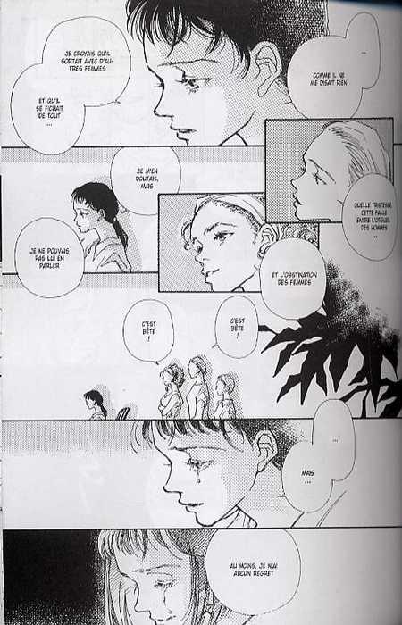 Vague à l'âme, manga chez Delcourt de Okazaki