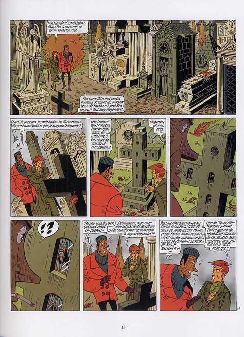 Gueule de bois T2 : Dix petits golems (0), bd chez Le Lombard de Foerster, Usagi