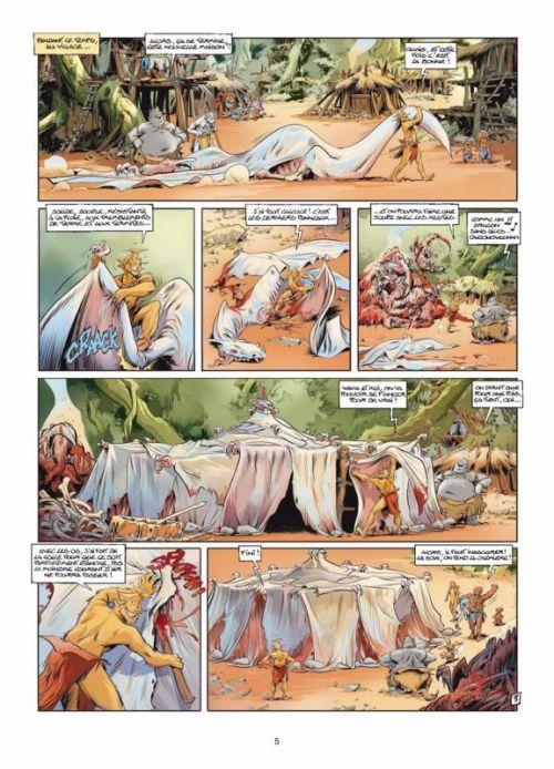 Trolls de Troy T18 : Pröfy Blues (0), bd chez Soleil de Arleston, Mourier, Guth