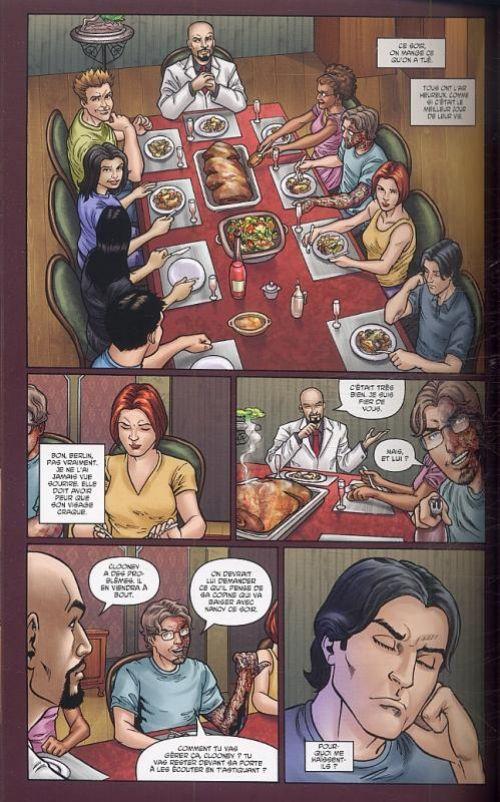 Crossed - Terres maudites T2 : Jaune devant / Estropiés (0), comics chez Panini Comics de Lapham, Hine, Vienna, Duarte, Burrows, Juanmar, Digikore studio, Caceres