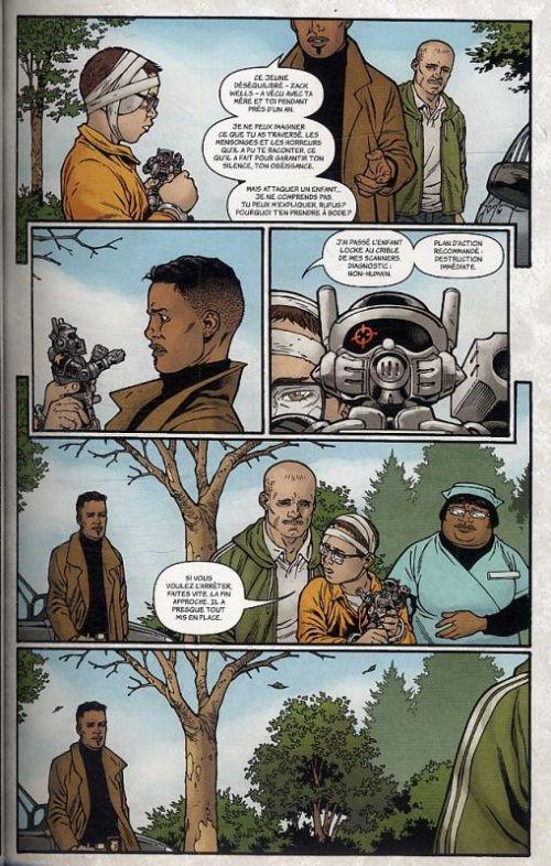 Locke & Key T6 : Alpha & Omega (0), comics chez Hi Comics de Joe Hill, Rodriguez, Fotos