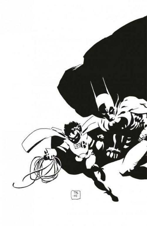 Batman - Amère victoire : Edition noir et blanc 75 ans (0), comics chez Urban Comics de Loeb, Sale