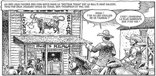Une autre histoire de l'Amérique, comics chez Delcourt de Jackson