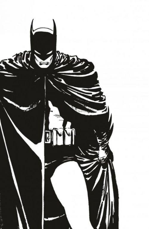 Batman - Année Un : Edition noir et blanc 75 ans (0), comics chez Urban Comics de Miller, Mazzucchelli