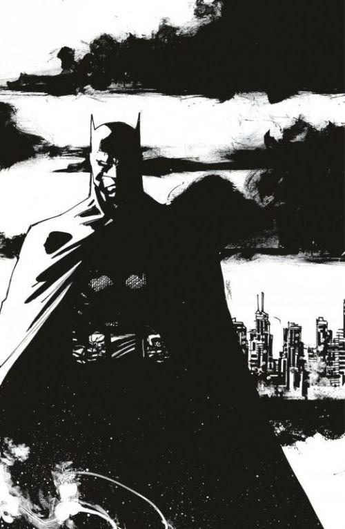 Batman silence edition noir et blanc 75 ans 0 comics chez urban comics de loeb lee - Comics dessin ...