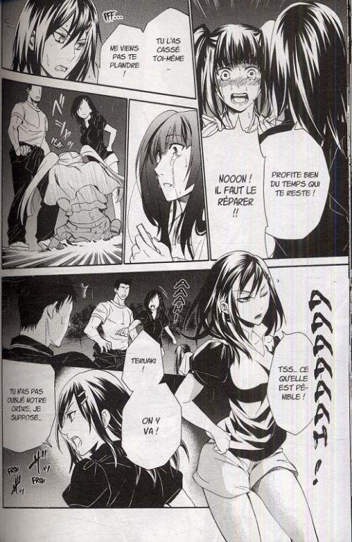 King's game extreme T2, manga chez Ki-oon de Kanazawa, Kuriyama