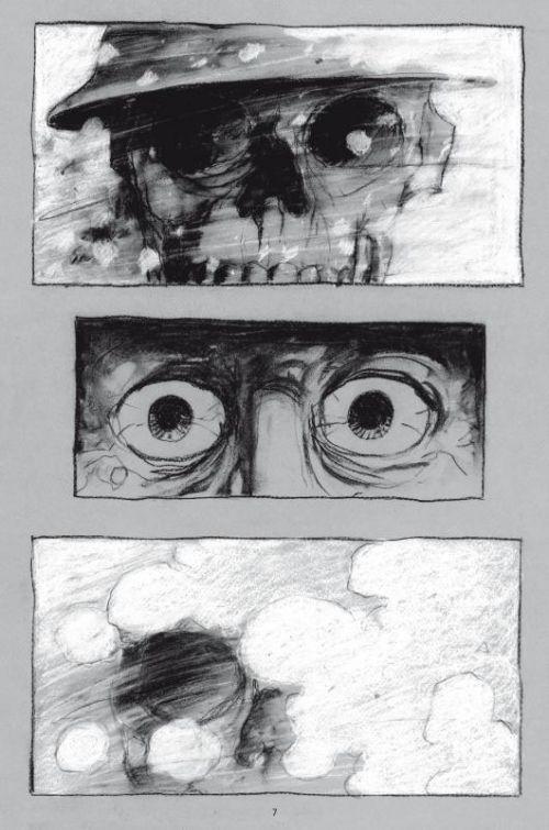 La mort blanche : Chronique de la der des ders (0), comics chez Delcourt de Morrison, Adlard