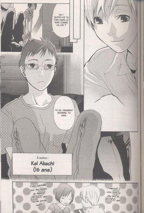 Cœurs à cœurs T4, manga chez Bamboo de Minase