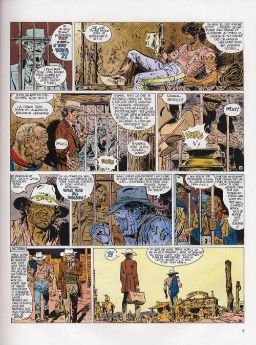 Blueberry – cycle 5 : Le trésor des confédérés, T13 : Chihuahua Pearl (0), bd chez Hachette de Charlier, Giraud