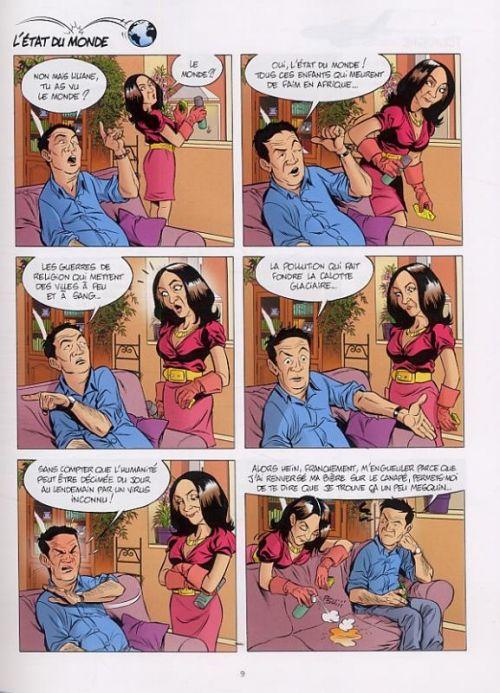 Scènes de ménages T6 : Dépasse les bornes ! (0), bd chez Jungle de Jif, Miller, Lerolle, Odone
