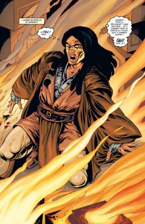Star Wars - Quinlan Vos T1, comics chez Delcourt de Ostrander, Mills, Bachs, Fabbri, Duursema, McCaig, Jackson