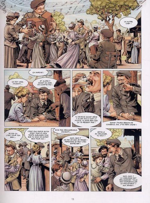 14-18 T1 : Le petit soldat (août 1914) (0), bd chez Delcourt de Corbeyran, Le Roux, Chevallier, Brizard