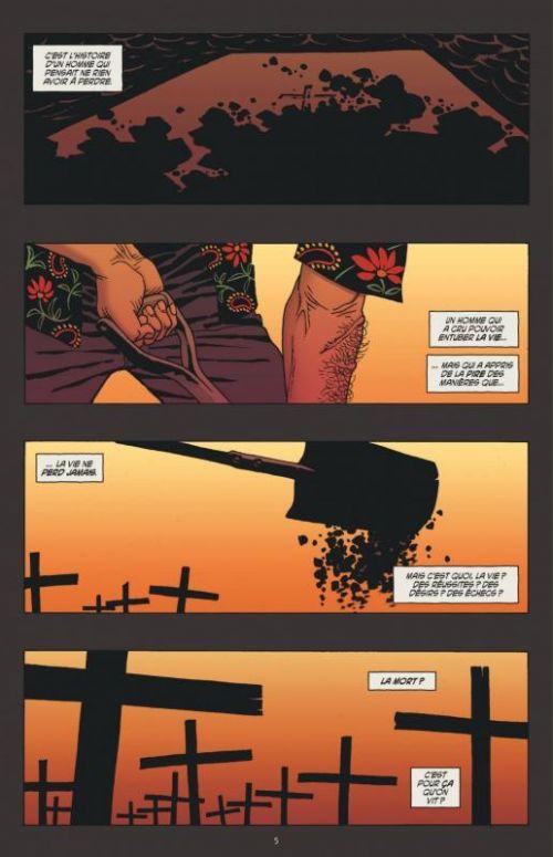 100 Bullets : Brother Lono (0), comics chez Urban Comics de Azzarello, Risso, Mulvihill, Johnson