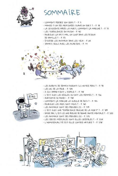 Tu mourras moins bête (mais tu mourras quand même !) T3 : Science un jour, science toujours ! (0), bd chez Delcourt de Montaigne