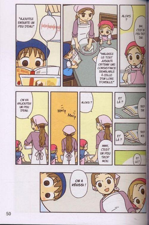 Pan' pan panda T3, manga chez Nobi Nobi! de Horokura